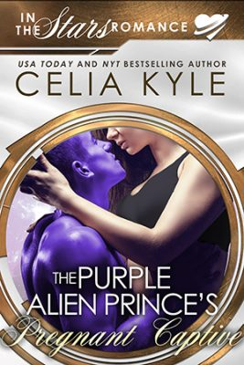 The Purple Alien Prince's Pregnant Captive