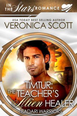 Timtur: The Teacher's Alien Healer (Badari Warriors)